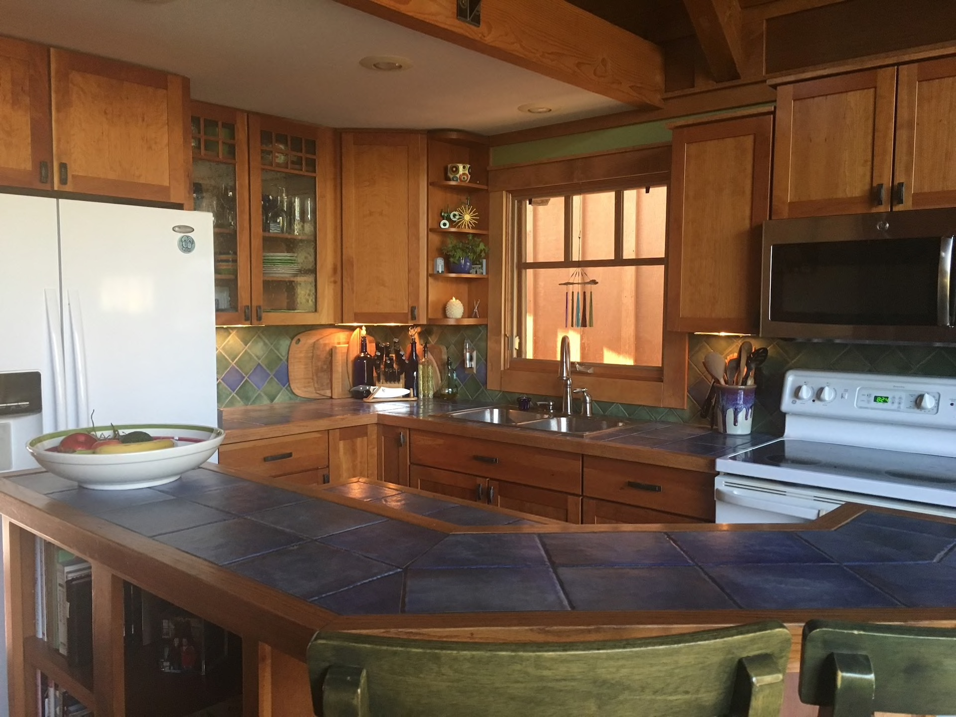 Breckenridge vacation rental kitchen